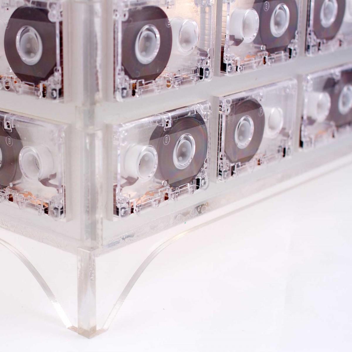 gradient matter tape lamp