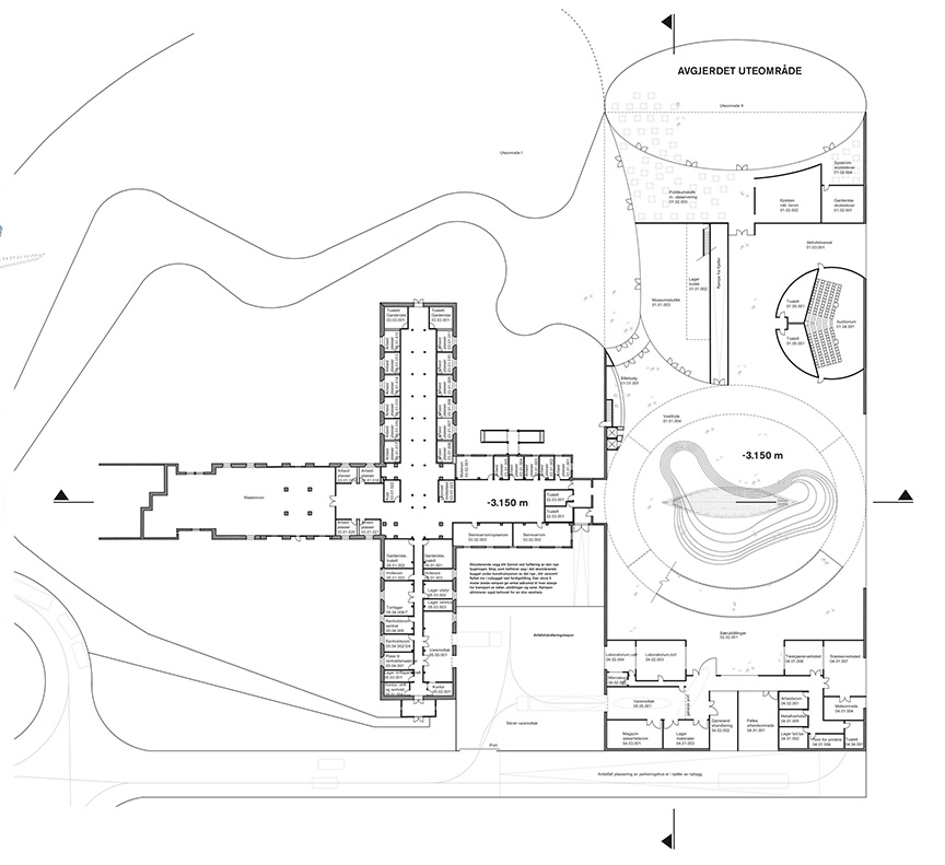 Viking museum_plan1